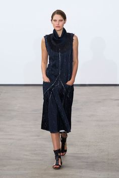 Derek Lam Spring 2014 Runway Show | NY Fashion Week