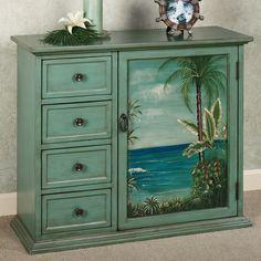sea vista storage chest