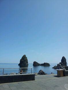 Sicily Acitrezza: Ivana, where are you?