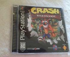 Crash Bandicoot, Good PlayStation, Playstation Video Games