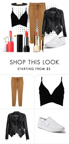 """""""Cool for the Summer"""" by valvybes on Polyvore featuring MANGO, Steve Madden and New Look"""