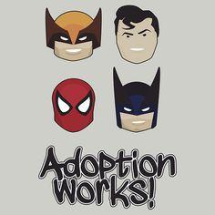 Adoption works!