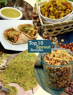 Sprouts, The Super Ingredient To Cook With