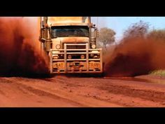Outback Trucking Australia - YouTube