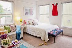 Ela Mora Num Apartamento De 41 M² E Tudo é Organizado E ConfortáVel