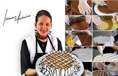 24 DICAS DE CONFEITARIA DA ISAMARA AMÂNCIO para bolos perfeitos. Aqui tem dicas de como assar, untar, cortar, rechear e congelar os seus bolos. Confira!