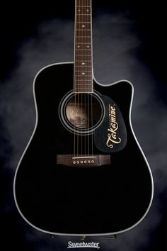 Through Thick And Thin I Will Always Have My Takamine