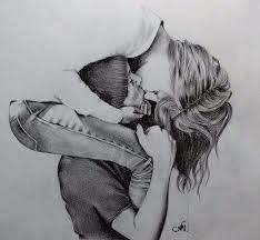 dibujos a lapiz de amor - Buscar con Google