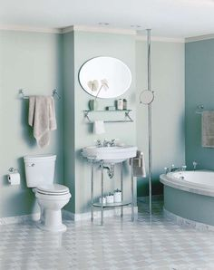 A Stark Modern Bathroom Just Won T Do For Victorian Home Decorated To