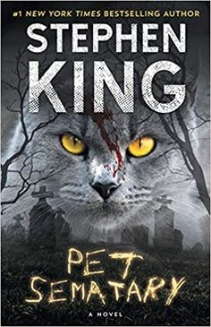 Pet Sematary: Stephen King Discover the classic New York Times bestseller from master storyteller Stephen King. Soon to be a major motion picture! Stephen Kings, Stephen King Books, New York Times, Books To Read, My Books, Pet Cemetery, Sissy Spacek, Horror Books, Free Pdf Books