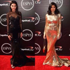 #TheJenners ♥ #ESPYs #7/15/15