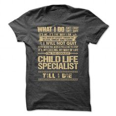 Awesome Shirt For Child Life Specialist T Shirts, Hoodie. Shopping Online Now…