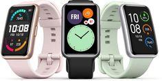 Huawei Watch Fit a debutat din senin cu ecran AMOLED, senzor de puls şi costă 110 dolari Apple Watch, Latest Smartwatch, Fitbit, Smartphone, Memoria Ram, Huawei Watch, Mobile Gadgets, Health App, Gps Tracking