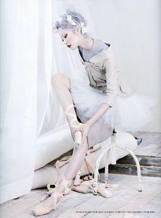 Park Ji Hye (Vogue 08/12)