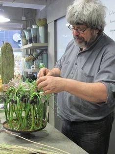 Daniel Ost, Gregor Lersch, Flora Design, Ikebana, Floral Arrangements, Style Inspiration, Art Floral, Art Designs, Florals