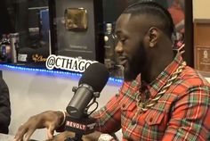 SPATE TV- Hip Hop Videos Blog for News, Interviews and more: Deontay Wilder On His Last Fight Against Luis Orti...