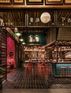 restaurant and bar design awards Duck Duck Goat mejores bares y restaurantes del mundo diariodesign