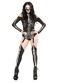 Results 241 - 300 of Find sexy Halloween costumes for women, men, and plus-size right here! Shop our selection for the best sexy Halloween costume ideas around! A revealing, sexy costume is sure to make your Halloween or cosplay event a memorable one. Scary Couples Costumes, Unique Couple Halloween Costumes, Cool Costumes, Costumes For Women, Halloween Outfits, Skeleton Bodysuit, Skeleton Halloween Costume, Women Skeleton, Bodysuit Costume