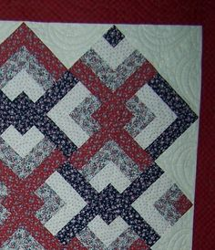 Here's a beautiful quilt top (in piecing technique and design layout) that I quilted this past week. It will be one of 90 Quilt of Valor quilts presented in December to theIndiana National …