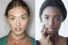 Costello Tagliapietra : Pretty Pastels : Spring Makeup