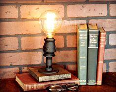 Industrial de pared aplique lámpara de pared por Illuminology