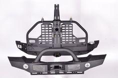 Smittybilt XRC Atlas Front & Rear Bumper 07-16 JEEP WRANGLER JK 76892 76896 #Smittybilt