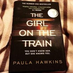 Read The Girl On The Train by Paula Hawkins, loved that the main character didn't meet the stereotype mystery solver. (April 15)