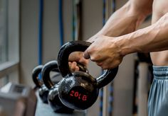 Kettlebell Workout for Your Abs | Men's Health