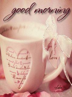 Good morning ♡