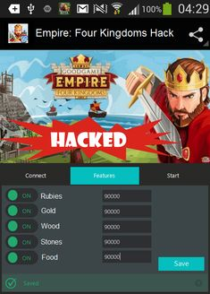Empire Four Kingdoms Hack - Online Generator Play Hacks, App Hack, Game Resources, Game Update, Android Hacks, Website Features, Test Card, Hack Online, Hack Tool