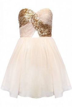 Sequin Prom Dress by OPULENCE ENGLAND £29 @girlmeetsdress
