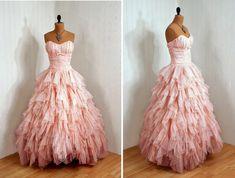 Modest Quinceanera Dress,Sweetheart Ball Gown,Pink