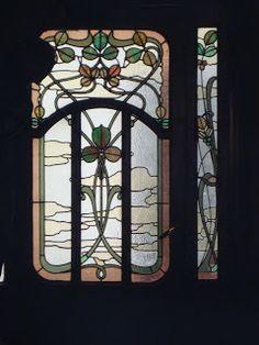 Art Nouveau - Immeuble Square Rapp - Paris VIIème - Architecte Jules Lavirotte - Céramiste Alexandre Bigot - 1899