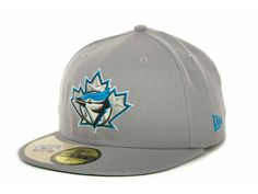 de0c6459b99 Toronto Blue Jays New Era MLB Cooperstown Patch 59FIFTY Cap