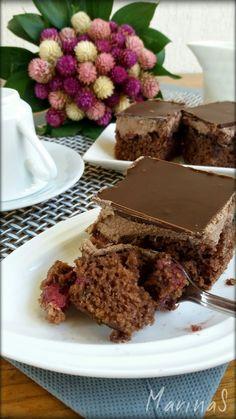 Lúd láb je u prevodu s mađarskog - guščija noga i pojma nemam zašto se kolač tako zove, al znam da volim kombinaciju ...