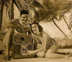 vintage radio magnet - Google 検索