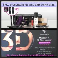 Join my team today get this amazing kit for only £69 + free shipping