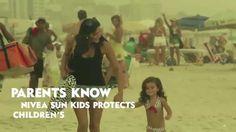 Nivea Protege - Nivea Sun Products Online Advert