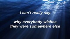 The Weepies // Can't Go Back Now (Lyrics) - YouTube