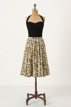 c85dea70c440 I own this dress too. LOVE IT. Anthropologie rocks. But it needs a