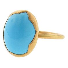 Persian Turquoise Egg Ring Product