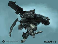 killzone-2-atac-bottom-concept-art-miguel-bymonje