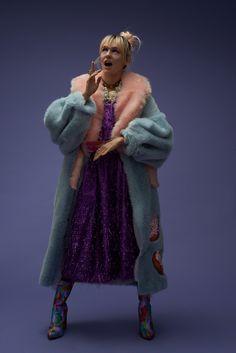 FLESH - Kimmie and Malin Take New York // AW // Photographer : Oktawian Górnik // Photo assistant : Tymoteusz Tymek // MUA + hair : Marte Oestensen // Assistant : Mona Moore // Model : Malin Molden Taking New York, Aw17, Photo And Video, Model, Clothes, Collection, Instagram, Hair, Fashion