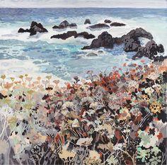 Michelle Morin, California Coast in February