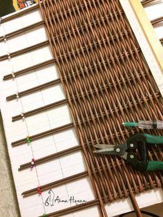 Фотографии Анны Хован Paper Weaving, Paper Art, Journal, Wicker, Recycle Newspaper, Basket Weaving, Burlap, Recycling, Knitting