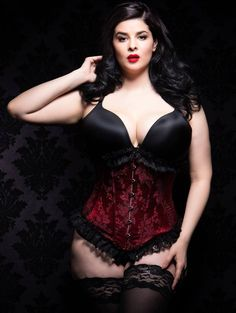 beafdcc85f6 Curvy Couture goes to Canada! In one week  ForeverYoursLingerie presents  A  Night