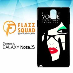 VOGUE W4109 Samsung Galaxy Note 3 Case