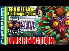 Majora Terrible Fate Zelda Animated Short