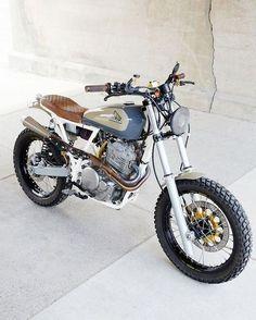 Street Tracker Motorcycle Inspiration 11