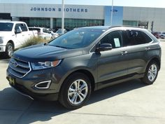 Go out for a night in the town in a 2016 #Ford Edge SEL Crossover.